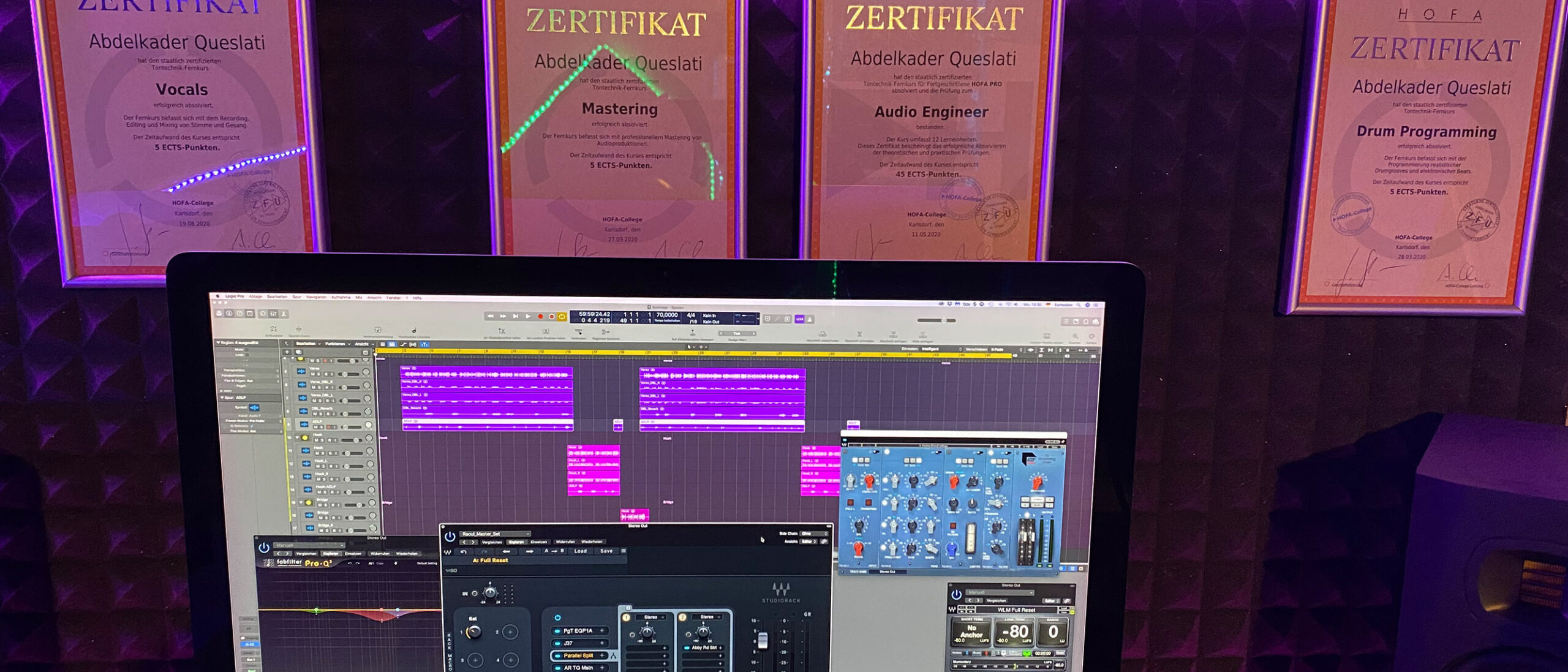 Mixing and Mastering Engineer