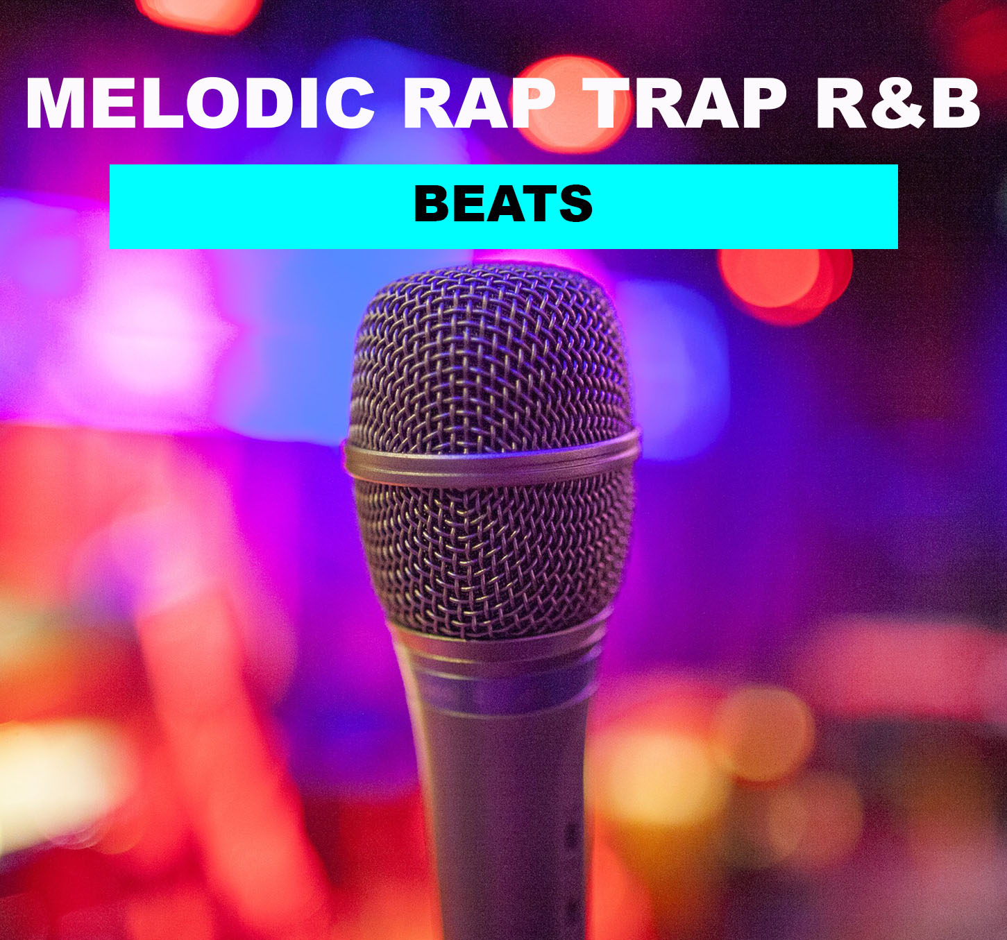 melodic rap trap R&B beats